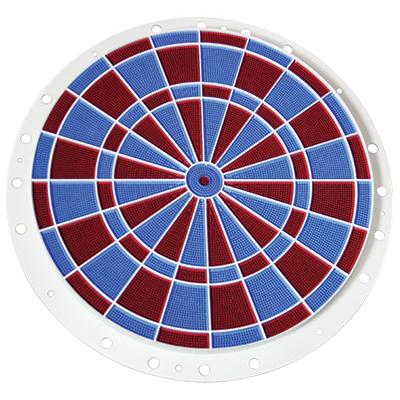 Valley Dart Game Red Blue Spider Segment Kit N25 0 00 00