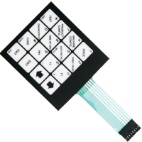 6335002 - Service Keypad for National Vendors
