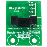 PCB00031 - Coin Opto Sensor for Slam A Winner