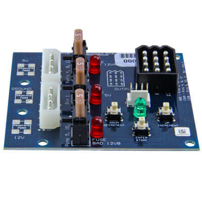 Power Distribution Board for Wheel Deal - 00ELE012 - Item Photo