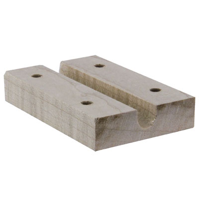 Hinge Wood Block B for Valley Pool Table - 010-0066-0 - Item Photo