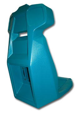 Molded Seat for Midway Hydrothunder - 04-11100 - Item Photo