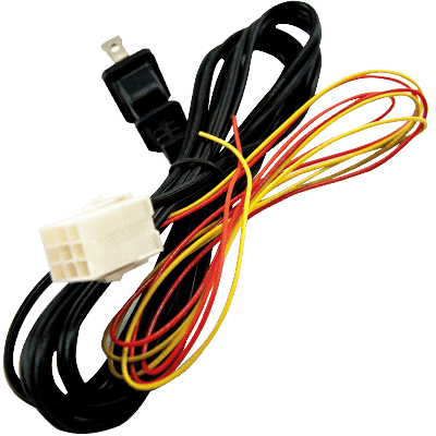 Pyramid Wall Plug Harness - 05AA0012 - Item Photo