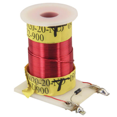 Flipper Coil - AE 22-900 Top with diode - 090-5020-20T - Item Photo