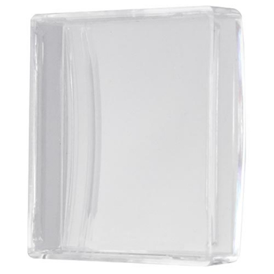 LENS CAP CLEAR LARGE SQUARE FOR SS214 PB - 09S001-01-AACL - Item Photo
