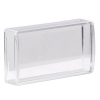 LENS CAP CLEAR RECTANGLE FOR RS214 PB - 09S003-01-AACL