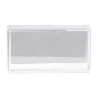 LENS CAP CLEAR RECTANGLE FOR RS214 PB - 09S003-01-AACL - Item Photo