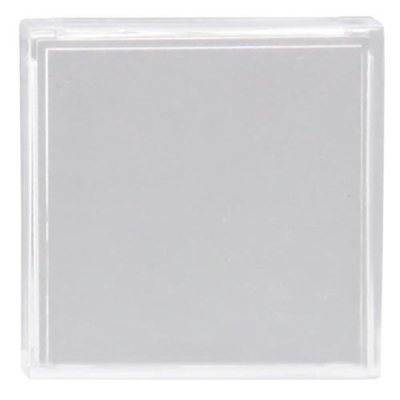 LENS CAP CLEAR SMALL SQUARE FOR SS212 PB - 09S004-01-AACL - Item Photo