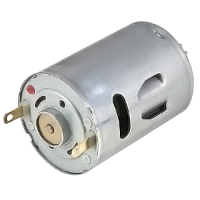 10-0130 - Motor for the Cube Hopper MKII with Attached Gear