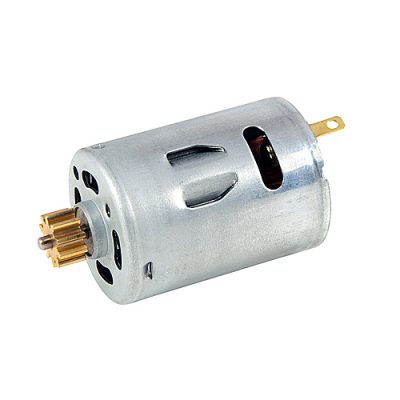 Motor for the Cube Hopper MKII with Attached Gear - 10-0130 - Item Photo