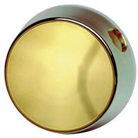 Gold Plated Hub for Handle Mechanism - 12-1210-4 - Item Photo