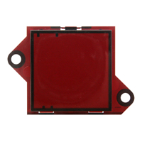 1039652 - Red Display Lens for Vendo