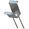 Tower Light Topper Adapter Bracket - 104-0001
