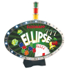 Ellipse Topper, Chrome - 104-05890