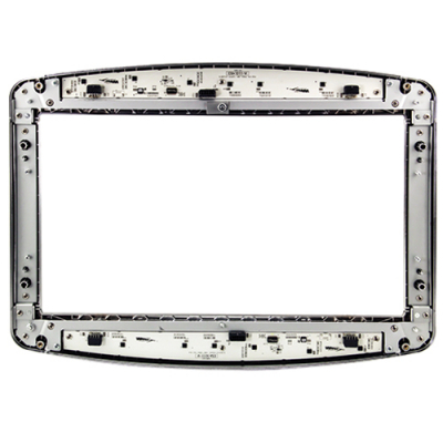 Emotive Marquee Backlit Glass Standard Finish Assembly - 1426350-001 - Item Photo