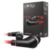 Red Podigy Pups Earbuds - 17-0007-00
