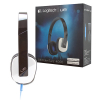 Logitech UE 4000 Noise Isolating Headphone - 17-0009-00