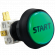 """START"" Illuminated Green Pushbutton, Medium Round - 20-10129-9"