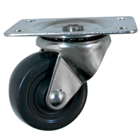 "2.5"" Swivel Caster for Midway Games - 20-10360 - Item Photo"