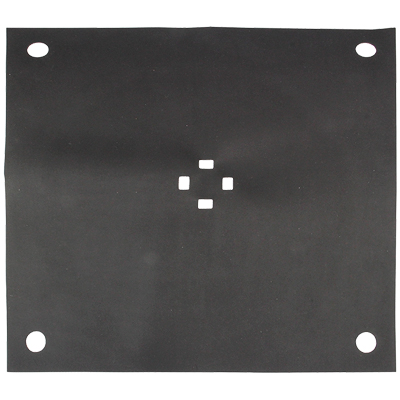 Valley dart game American size Rubber Sheet - 207-0048 - Item Photo