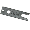 .030 Shim for .900 Token for ESD Coin Chutes - 20781