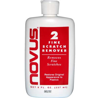 Novus #2 Cleaner & Polish, 8 oz, 24 per Case - 25-1329-00 - Item Photo