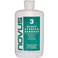 25-1334-00 - Novus #3 Cleaner & Polish, 8oz, 24 per Case