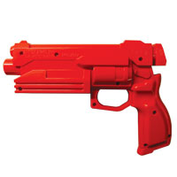 Sega/ Sammy, Red, Gun Halves Set - 2535-5408 - Item Photo