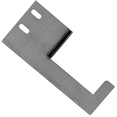 "Valley Pool Table 5"" Coin Chute Bracket short - 26-1092-00 - Item Photo"