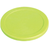 "3-1/4"" Green Fluorescent Puck for Dynamo Air Hockey Games - 26-1244-00"