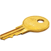 "Key #106 for Use on all Dynamo Coin Tables ""New Version"" - 26-1629-00"