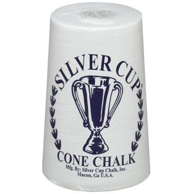 Silver Cup Cone Chalk - 26-1000-00 - Item Photo