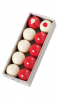 Set Of Bumper Pool Balls  - 26-0027-00