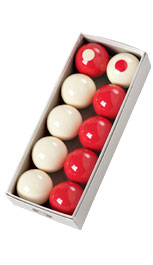 Bumper Pool Balls set - 26-0027-00 - Item Photo