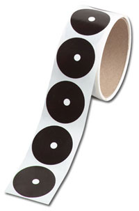 Deluxe Pool Table Spots (Roll of 100) - 26-1090-00 - Item Photo