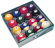 "2-1/4"" Belgian Premium Ball Set with 2-1/4"" Cue Ball - 26-1106-10"