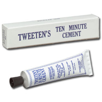 26-1107-00 - Tweeten Cue Tip Cement