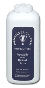 Silver Cup Premium Talc Powder - 26-1139-00 - Item Photo