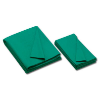 26-1235-007 - Championship Titan, Standard Green, 21 oz., Pre-Cut Cloth, 7 Ft. Table, Un-backed