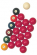 "Deluxe Snooker Ball Set 2-1/8"" - 26-1357-00"