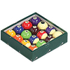 Aramith Blacklite Ball Set - 26-1516-00