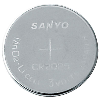 27-0086-00 - 3V Lithium Coin Cell Battery