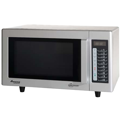 Amana RMS10TS Microwave Oven (Stainless Interior) - 27-0255-00 - Item Photo