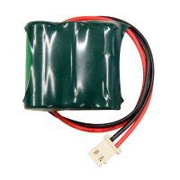 27-0948-00 - 3.6V Battery for Acres Advantage Player Tracking System