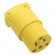 Eagle Thermoplastic Connector, Female, Straight Blade, 15AMP 125V 5-15R NEMA  - 27-1004-00