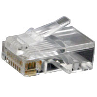 Modular RJ45 Plug - 27-1349-00 - Item Photo