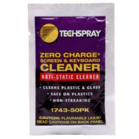 29-0059-00 - Techspray Zero Charge� Screen & Keyboard Cleaner