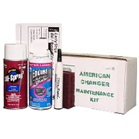 Bill Changer Cleaning Kit - 29-0667-00 - Item Photo