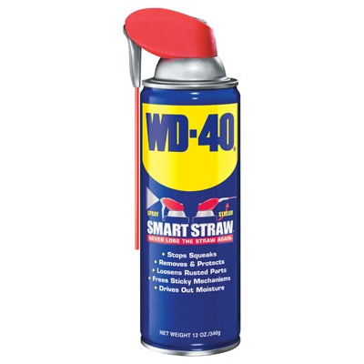 WD-40 Smart Straw 8 oz Aerosol - 29-1044-08 - Item Photo