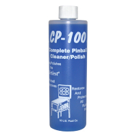 29-1051-00 - Gemini CP-100 Playfield Cleaner & Polish, 8 oz, 24/Case